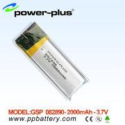 Lithium Polymer Batteries Chargers For Toys, Rc Model 082890 2000mah/3.7v