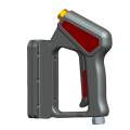 Spray Gun with Holder 25 32  39