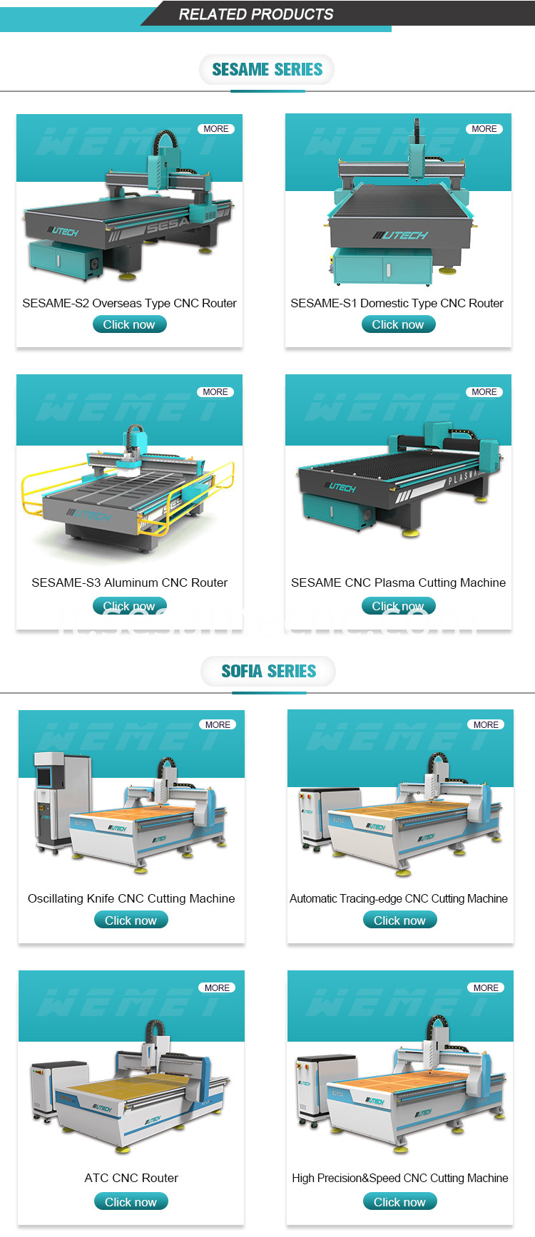 Oscillating Knife Cnc Router with CCD