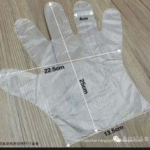 Hot Quality PE Gloves for Food Grade or Medical Grade