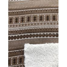 Knitted Bonded Rabbit Hair Esfh-1043-2