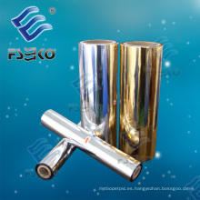 MPET Metalized Film Gold Color (24mic)
