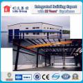 Armazém pré-fabricado do preço de aço dos planos da construção da estrutura do metal do projeto da construção do baixo custo