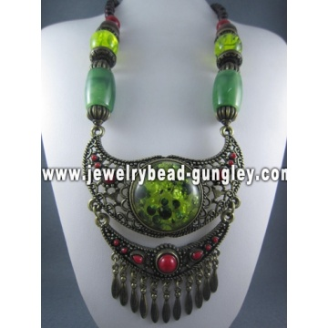 Fashion necklace 2012