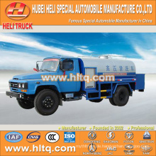 DONGFENG 4x2 5000L Abwasserkangelwagen 140hp Motor billig Preis