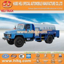 DONGFENG 4x2 5000L camion de dragueur 140hp moteur prix bon marché