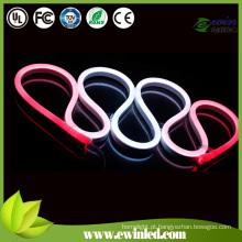 Néon do cabo flexível do diodo emissor de luz do lúmen alto de 15 * de 26mm mini com Digitas