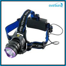 Lumière de camp de haute qualité extensible / rotatoire / lumière principale pour l'attirail de pêche