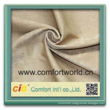Fashion new design pretty elegant polyester dubai curtain fabric
