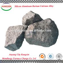 экспорт ферросплавов SiAlBaCa сплав кальция бария кремния алюминиевый/ ка-Си-ба-Аль-сплав для выплавки стали