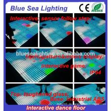 Disco Nacht Club Vermietung interaktive LED Tanz Boden Licht