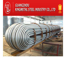 ASTM A688 / 688m Grade TP304/304L U-Bent Seamless Stainless Steel Pipe.
