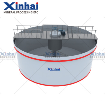China Low Cost Thickener Tank For Gold Mining CIL Plant Group Introduction