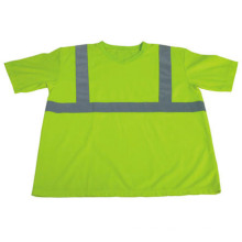 High Visibility Safety T-Shirt with Best Quality (DFJ028)