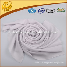 Écharpe en laine disponible sur mesure