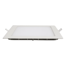 Ultra slim square led panel light