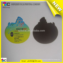Imanes impresos de encargo de los productos al por mayor de China y imán mágico del pvc