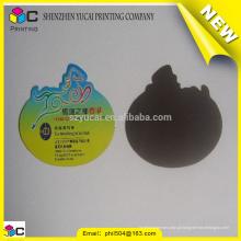 Produtos por atacado de China ímãs impressos personalizados e ímã mágico de pvc