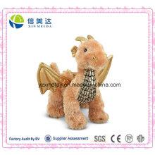 Luster Drachen Plüsch Stuffed Tier Spielzeug für Kind