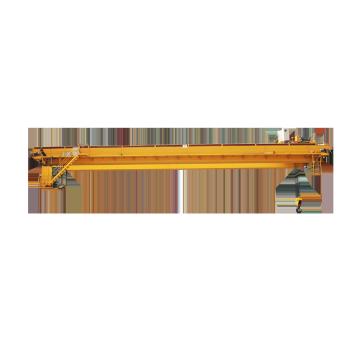 Desenho de guindaste aéreo de viga dupla de talha elétrica