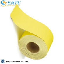 Customized Color and abrasive wet dry sandpaper rolls