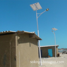 SOKOYO new design high lumen outdoor solar street light