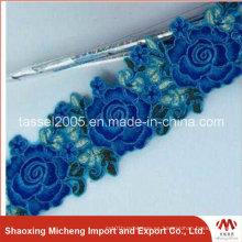 Adorno de encaje de venta caliente para ropa Mc0013