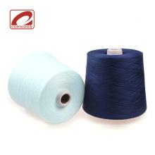 Consinee misturado lã de algodão cor cupro misturado fio