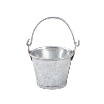 Dolls house Miniature Garden Metal Buckets
