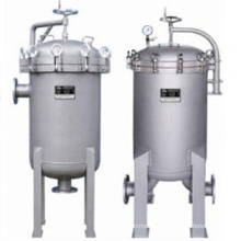 Caixa do filtro de gás