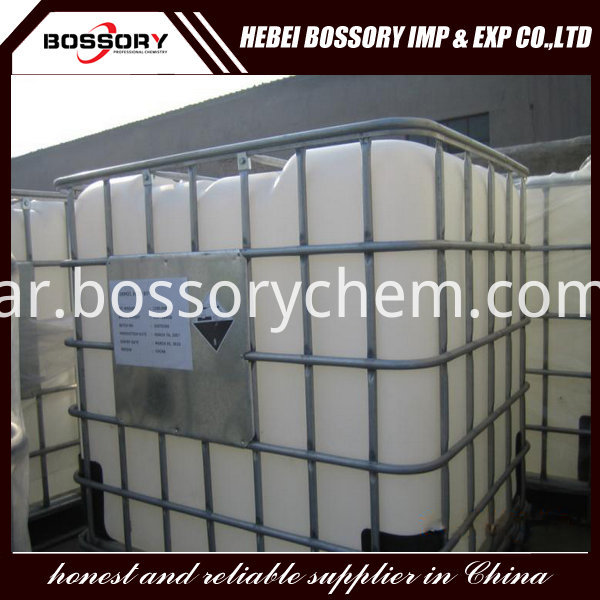 Organic Acid Colorless Liquid 85% Formic Acid