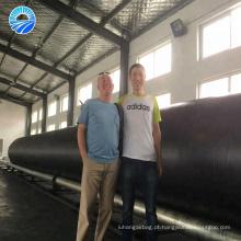 Airbag de borracha inflável marinha à prova de explosões da alta tensão