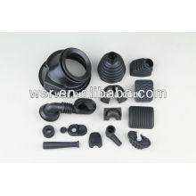 manguera de goma auto personalizada con ISO9001 y TS16949