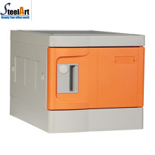 Factory price high quality school furniture abs plastic locker