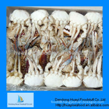 Frozen half cut crab frozen crab price