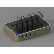 Public Mobile Phone Charging Station 5 Port USB Charger From China Supplier