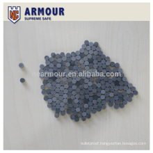 silicon carbide bulletproof ceramic body armor plate