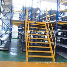 Steel Mezzanine Racking
