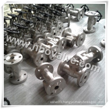Reduce Bore Forged Steel Gate Valve (Z40H)