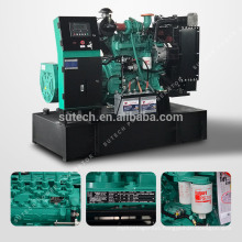 In Stock! Open Type 30kw diesel generator powered by Cummins engine 4BT3.9-G2