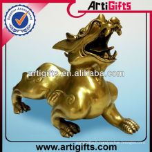 Figurine animale 3D Figurine en laiton Figurine animale