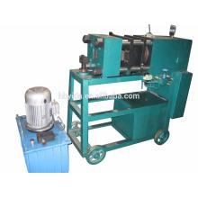 Machine automatique de forgeage à contre-sens (avec pompe à huile) et machine à fileter les barres d'armature