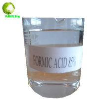 85% China producto químico industrial ácido fórmico precio 85 cuero industrial