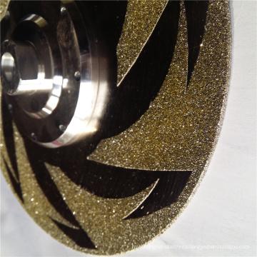 disco de diamante de disco de corte de piedra 230