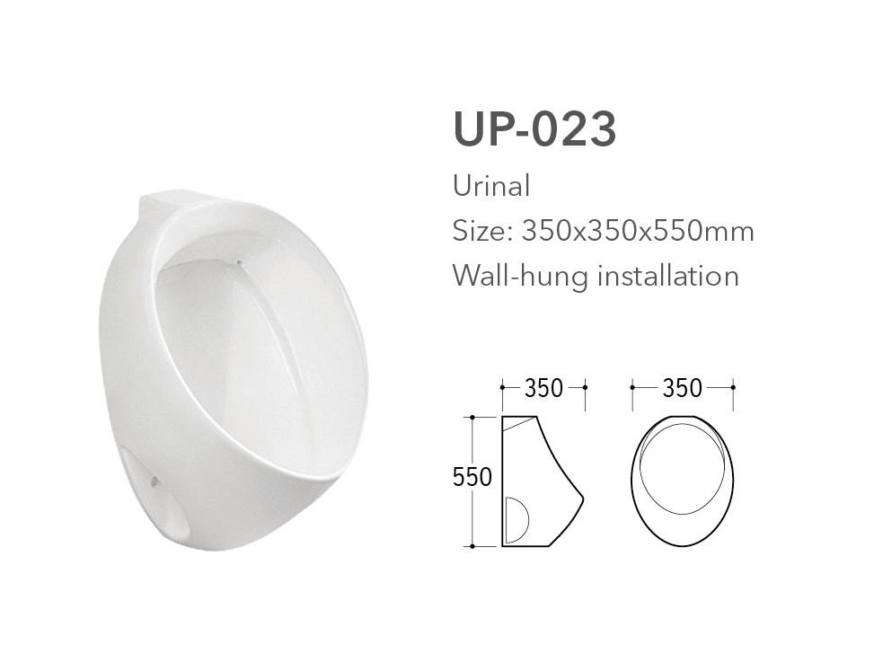 Up 023 Urinal