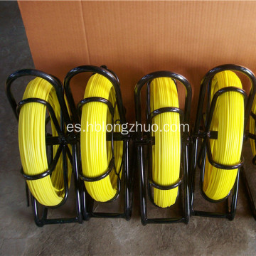 Cable de alambre de fibra de vidrio Rod Rod Duct Rodder Fishtape 6mm 130m