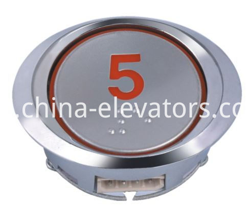 KAN-J0603 Push Button for Hyundai Elevators