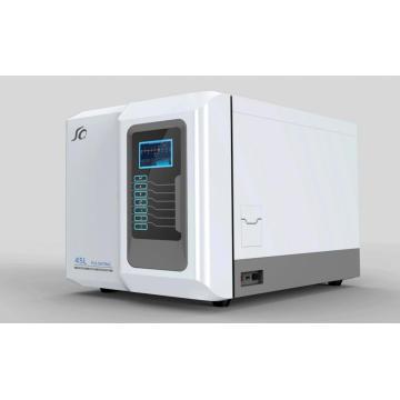 Pulse steam sterilizer equipment