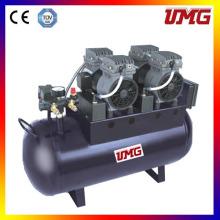Дентальный воздушный компрессор беззвучный (без масла) для продажи