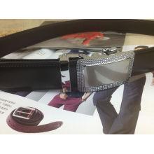 Cow Leather Ratchet Belts for Men (HC-140511)